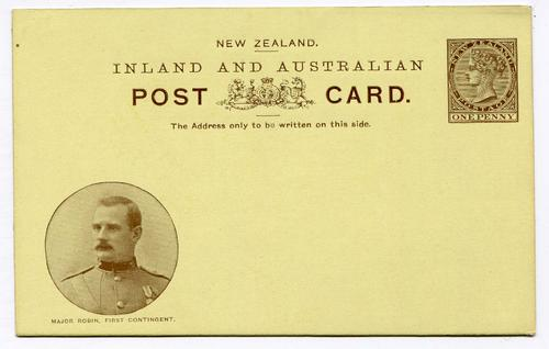 BOER WAR (NEW ZEALAND)